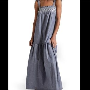 Current Elliot Denim maxi dress